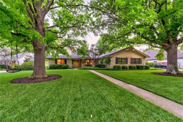 3308 Brush Creek Road, Oklahoma City, OK 73120 (MLS #820887) :: Wyatt Poindexter Group