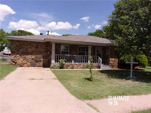 1229 Karen, Altus, OK 73521 (MLS #820899) :: Wyatt Poindexter Group