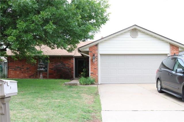 8429 Breezewood Drive, Oklahoma City, OK 73135 (MLS #820919) :: Wyatt Poindexter Group