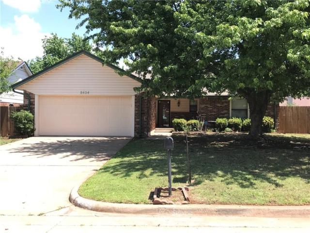 8424 Azurewood Drive, Oklahoma City, OK 73135 (MLS #820923) :: Wyatt Poindexter Group