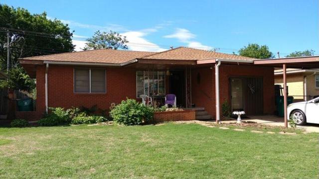 2542 51st, Oklahoma City, OK 73119 (MLS #820927) :: Wyatt Poindexter Group