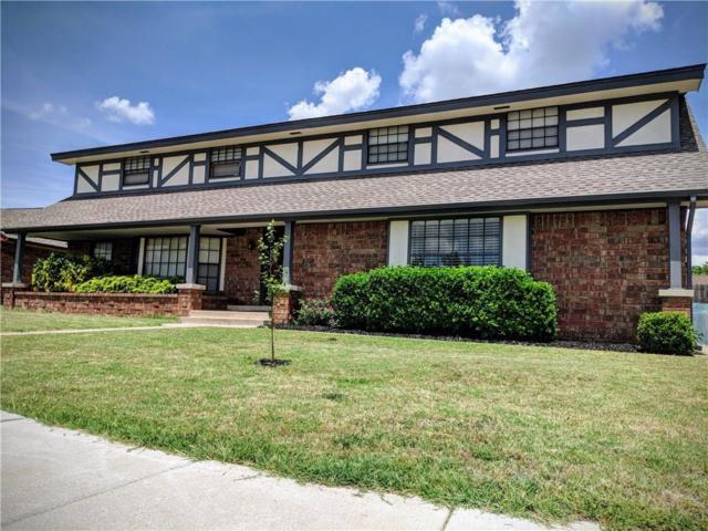 7201 Skylark Lane, Oklahoma City, OK 73162 (MLS #820955) :: Wyatt Poindexter Group