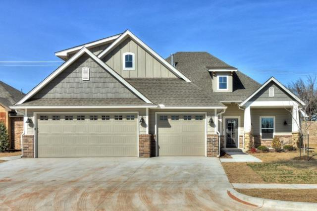 12101 SW 45th Terrace, Mustang, OK 73064 (MLS #820996) :: UB Home Team