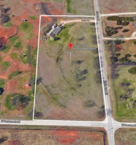 3610 NE 24th Avenue, Norman, OK 73071 (MLS #821026) :: KING Real Estate Group