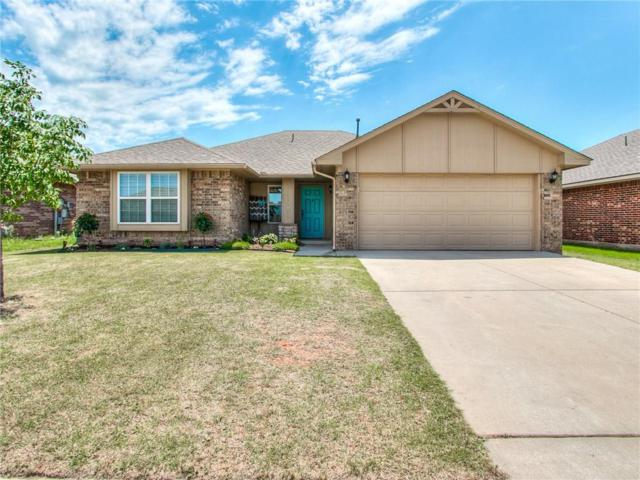 10646 Turtle Back Drive, Midwest City, OK 73130 (MLS #821028) :: Wyatt Poindexter Group
