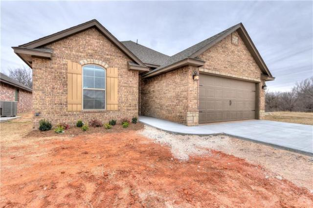 2408 Frisco Way, Edmond, OK 73012 (MLS #821044) :: Wyatt Poindexter Group