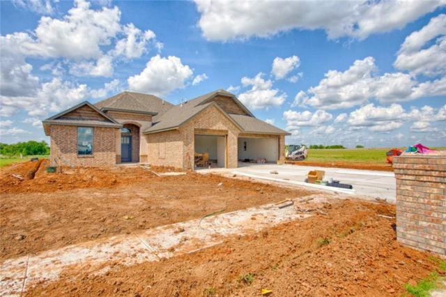 571 Auburn Ne Lane, Piedmont, OK 73078 (MLS #821053) :: Wyatt Poindexter Group