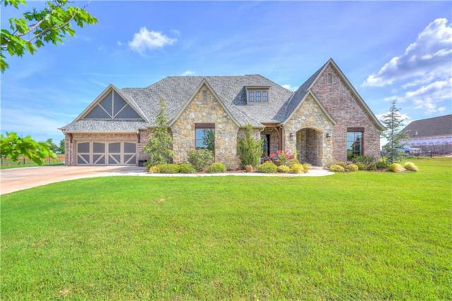 2197 Bordeaux Way, Edmond, OK 73025 (MLS #821061) :: Wyatt Poindexter Group