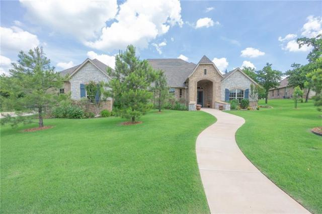 10200 Berrywood Drive, Oklahoma City, OK 73151 (MLS #821071) :: Homestead & Co