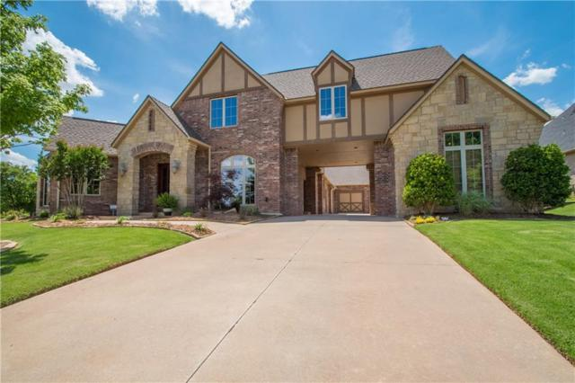 5629 NW 133rd Terrace, Oklahoma City, OK 73142 (MLS #821091) :: Wyatt Poindexter Group