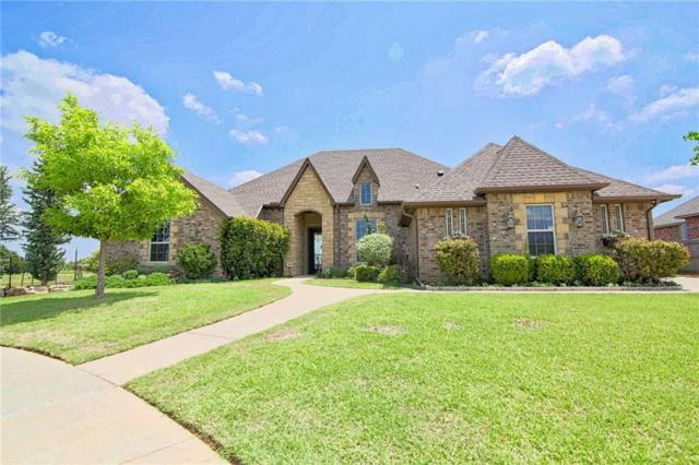 14916 Trumball Circle, Oklahoma City, OK 73142 (MLS #821095) :: Wyatt Poindexter Group