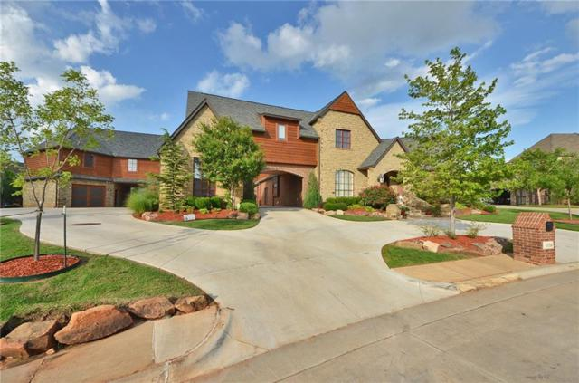 6708 Oak View Road, Edmond, OK 73025 (MLS #821099) :: Homestead & Co