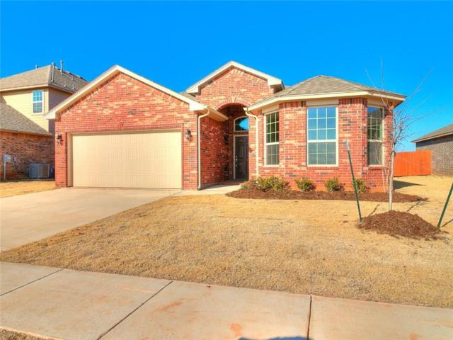 11325 SW 33rd Terrace, Mustang, OK 73064 (MLS #821126) :: Wyatt Poindexter Group