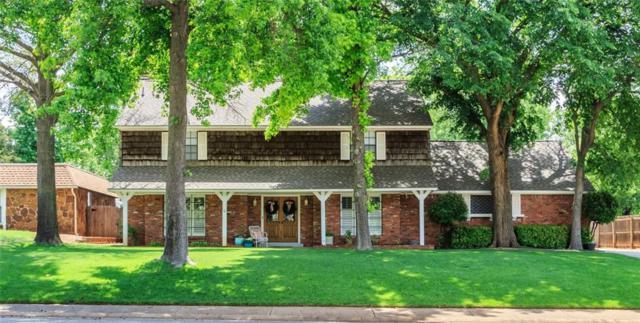 24 S Trail Ridge Road, Edmond, OK 73012 (MLS #821132) :: Wyatt Poindexter Group