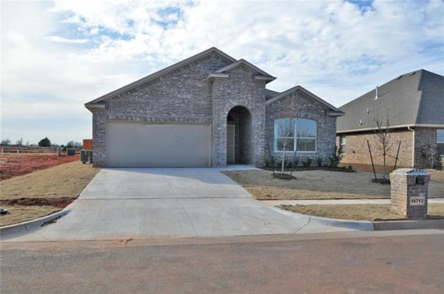 11329 SW 33rd Terrace, Mustang, OK 73064 (MLS #821133) :: Wyatt Poindexter Group