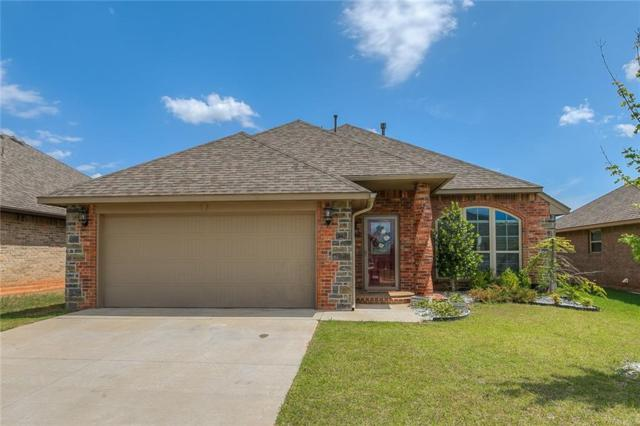 3324 NW 160th Street, Edmond, OK 73013 (MLS #821157) :: Wyatt Poindexter Group