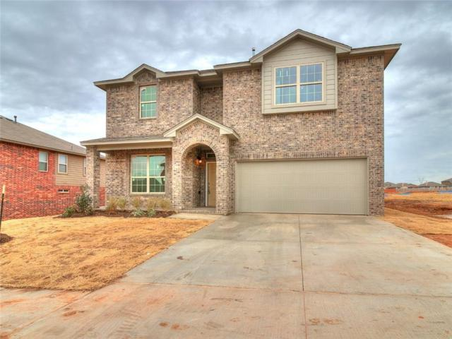 11333 SW 33rd Terrace, Mustang, OK 73064 (MLS #821161) :: Wyatt Poindexter Group