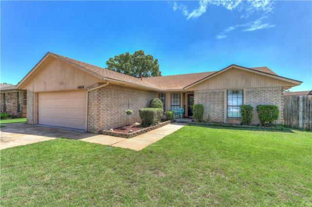 10624 S Mckinley, Oklahoma City, OK 73170 (MLS #821164) :: Wyatt Poindexter Group