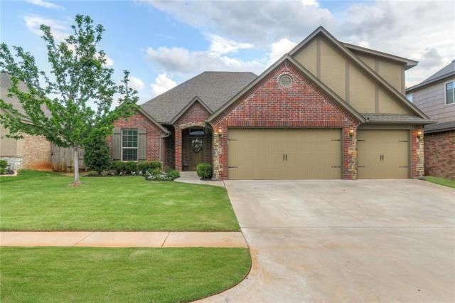 2404 NW 156th Street, Edmond, OK 73013 (MLS #821229) :: Homestead & Co