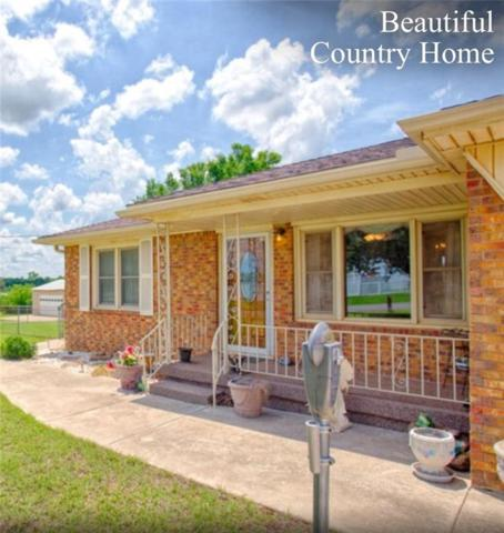 16008 Gaddy, Shawnee, OK 74801 (MLS #821230) :: Homestead & Co