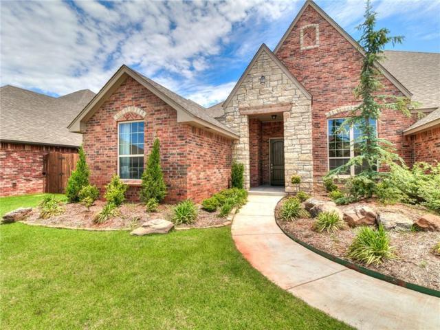 14608 Doulton Circle, Oklahoma City, OK 73142 (MLS #821252) :: Homestead & Co