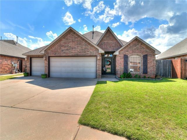 1817 Lexington, Yukon, OK 73099 (MLS #821259) :: Homestead & Co