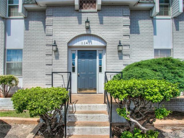 11411 N May Avenue B, Oklahoma City, OK 73120 (MLS #821263) :: Erhardt Group at Keller Williams Mulinix OKC
