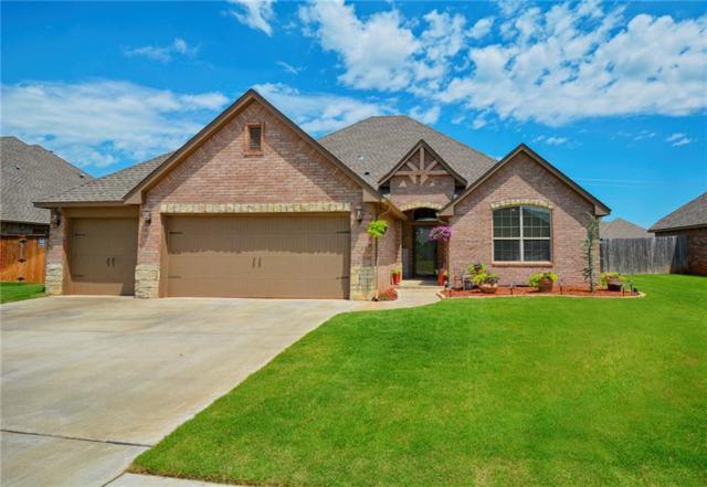 12408 Stonecrest, Oklahoma City, OK 73142 (MLS #821274) :: Homestead & Co