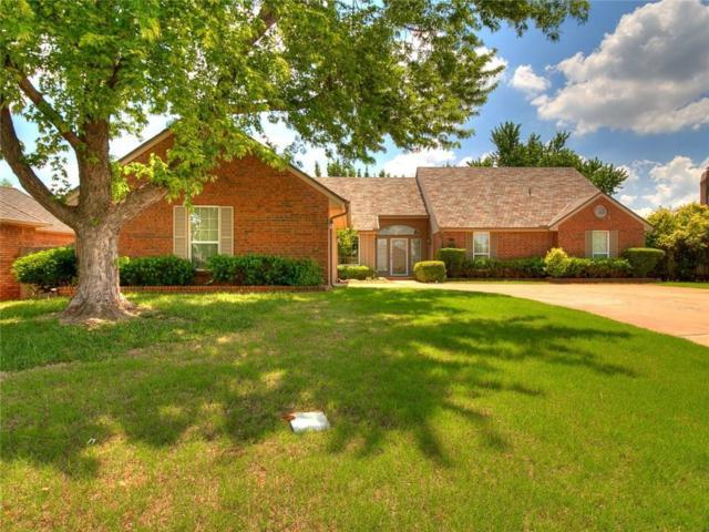 4104 Cantle Circle, Oklahoma City, OK 73120 (MLS #821278) :: Homestead & Co