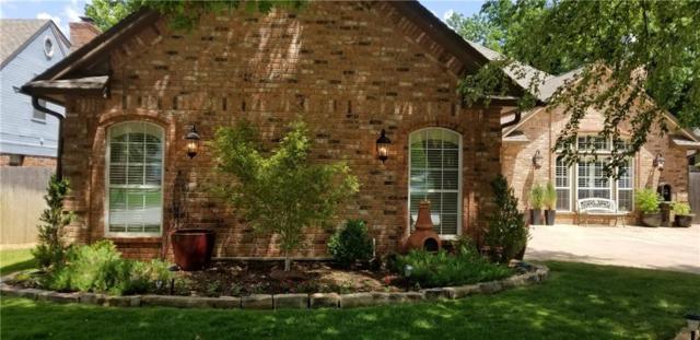 11204 Cedar Ridge, Oklahoma City, OK 73162 (MLS #821280) :: Homestead & Co