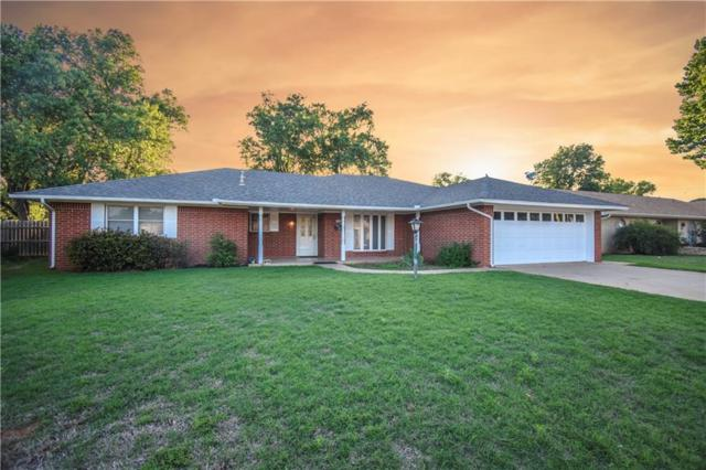 105 Mockingbird, Elk City, OK 73644 (MLS #821281) :: Homestead & Co