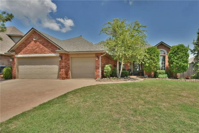 5101 161st Terrace, Edmond, OK 73013 (MLS #821284) :: Homestead & Co