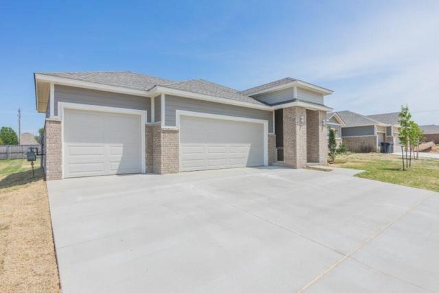 10204 Glover River Drive, Yukon, OK 73099 (MLS #821285) :: Homestead & Co