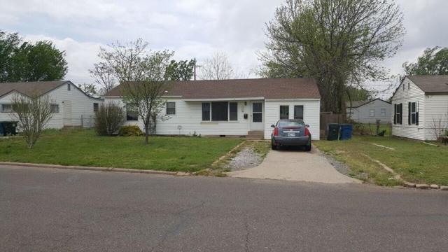 1409 Sandra Drive, Midwest City, OK 73110 (MLS #821294) :: Homestead & Co