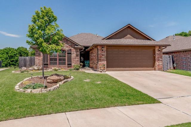 3513 Tecumseh Drive, Yukon, OK 73099 (MLS #821295) :: Homestead & Co