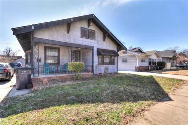 612 NW 31st Street, Oklahoma City, OK 73118 (MLS #821310) :: Homestead & Co