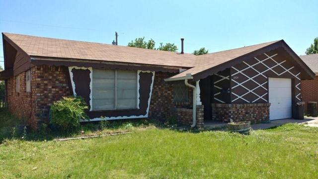 2724 55th, Oklahoma City, OK 73119 (MLS #821314) :: Wyatt Poindexter Group