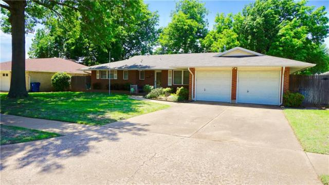 3209 N Glenhaven Drive, Midwest City, OK 73110 (MLS #821316) :: Wyatt Poindexter Group