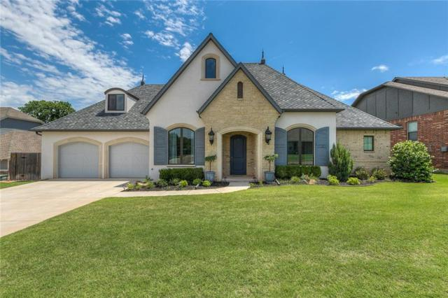 2416 Wellington Way, Edmond, OK 73012 (MLS #821328) :: Wyatt Poindexter Group