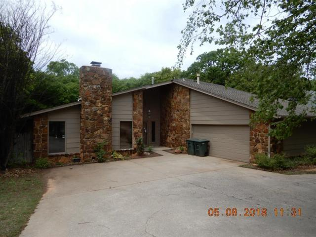 1505 Nighthawk Drive, Edmond, OK 73034 (MLS #821379) :: Wyatt Poindexter Group