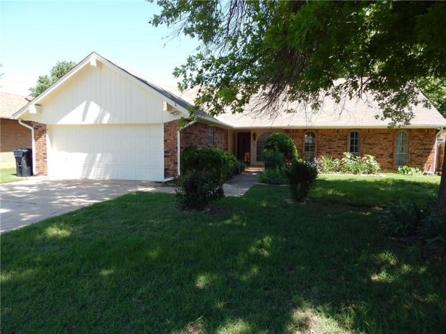 5105 SE 54th Street, Oklahoma City, OK 73135 (MLS #821401) :: Wyatt Poindexter Group