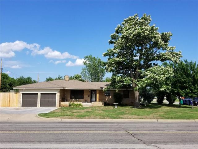 5508 S May Avenue, Oklahoma City, OK 73119 (MLS #821419) :: Wyatt Poindexter Group