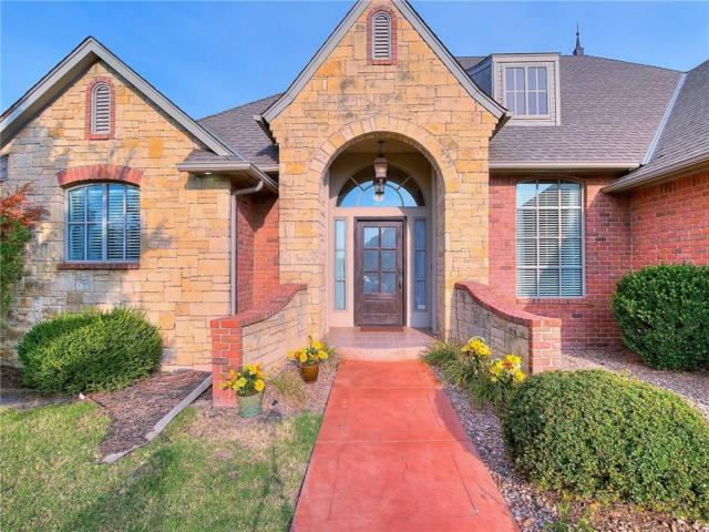 3009 Sycamore Court, Moore, OK 73160 (MLS #821452) :: Wyatt Poindexter Group