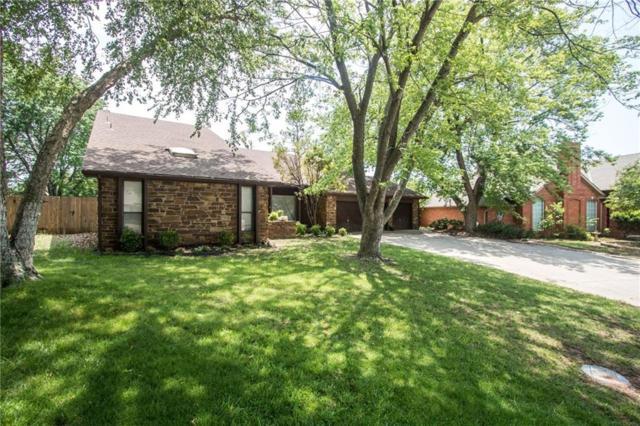 2304 Sandpiper Court, Oklahoma City, OK 73170 (MLS #821475) :: Wyatt Poindexter Group