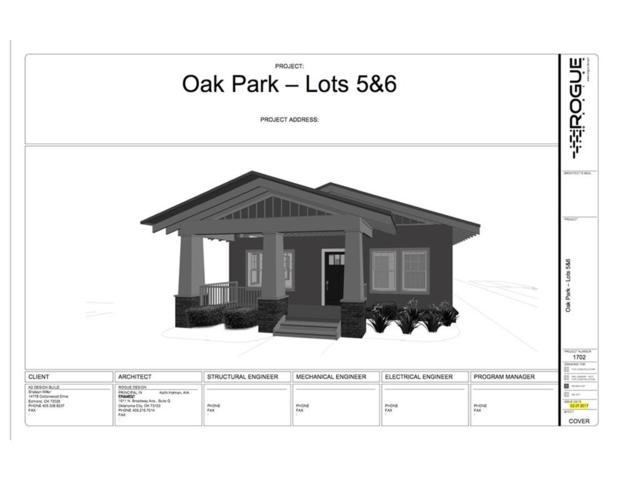 1428 NE 8th Street, Oklahoma City, OK 73117 (MLS #821496) :: Wyatt Poindexter Group