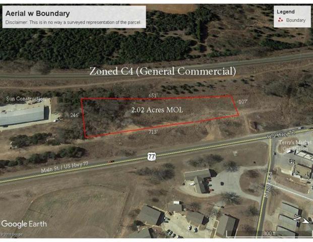 00 S Main Street, Noble, OK 73068 (MLS #821507) :: KING Real Estate Group