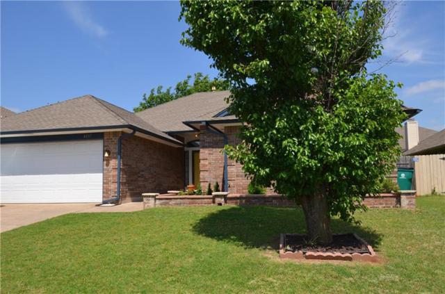 8217 Wilshire Ridge, Oklahoma City, OK 73132 (MLS #821581) :: Wyatt Poindexter Group