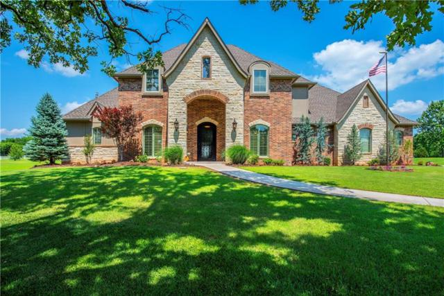 1251 Wandering Oaks Lane, Norman, OK 73026 (MLS #821585) :: Wyatt Poindexter Group