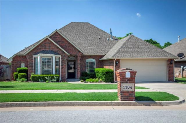 1104 NW 190th Place, Edmond, OK 73012 (MLS #821591) :: Wyatt Poindexter Group