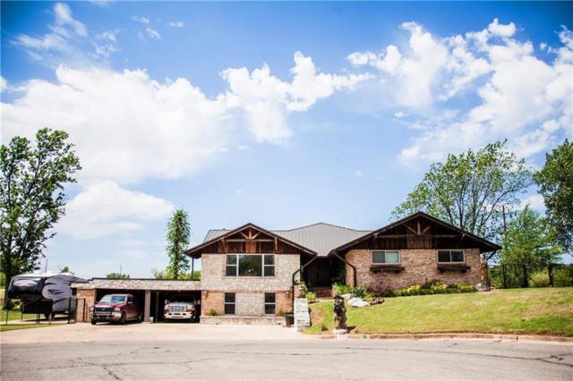 2203 Ravenwood Lane, Norman, OK 73071 (MLS #821686) :: Wyatt Poindexter Group